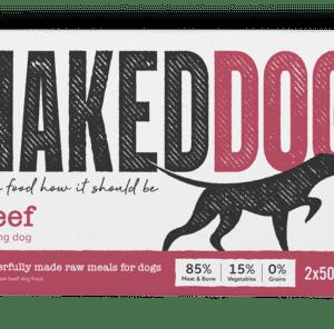 Naked Dog Raw